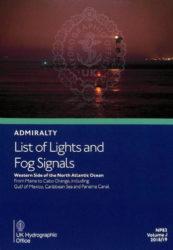 NP082 - Admiralty List of Lights