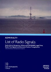 NP 282(2) - Admiralty List of Radio Signals (ALRS): Volume 2 - Part 2, The Americas, Far East and Oceania 19/20 Ed.