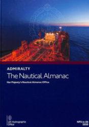 NP314 - The Nautical Almanac (Annually)
