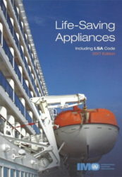 This publication contains the three most important IMO instruments dealing with life-saving appliances, namely the International Life-Saving Appliance (LSA) Code, the Revised Recommendation on Testing of Life-Saving Appliances and the Code of Practice for Evaluation, Testing and Acceptance of Prototype Novel Life-Saving Appliances.