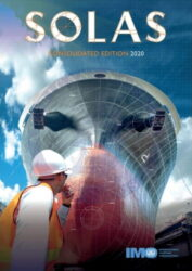 The SOLAS Consolidated Edition 2020 is an essential reference for maritime administrations, ship manufacturers, owners and operators, shipping companies, education institutes and all others concerned with requirements of the International Convention for the Safety of Life at Sea. In order to provide an easy reference to all SOLAS requirements applicable from 1 January 2020, this edition presents a consolidated text of the Convention, its Protocols of 1978 and 1988 and all amendments in effect from that date. Additionally, this edition includes Unified Interpretations to SOLAS regulations, which were adopted by the Maritime Safety Committee