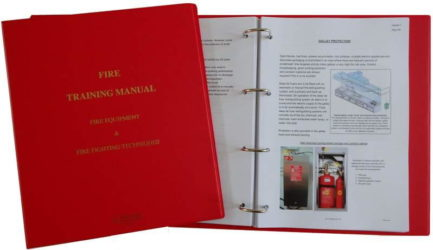 As required by SOLAS Chapter II-2 Regs. 15 (Fire Training Manual) and 16 (Fire Safety Operations).  Our Fire Training Manual has been specifically prepared for the marine industry, is fully illustrated, and is clearly presented across approx. 290 pages. This manual is considered by many to have become the international industry-standard, and is used in commercial shipping fleets around the world.  The 3rd edition (English), published in August 2017, provides a comprehensive update, incorporating the significant changes made to SOLAS-II, and now including extensive cross-referencing to the Consolidated SOLAS (2014, and later amendments to January 2016) and other IMO Codes.