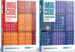 The International Maritime Dangerous Goods Code (IMDG Code) includes revisions to various sections of the Code and to transport requirements for specific substances. Amendment 39-18 of the Code is mandatory from 1 January 2020 but may be applied by Administrations on a voluntary basis from 1 January 2019. The two-volume Code is divided into seven parts: Volume 1 comprises parts 1, 2, 4, 5, 6 and 7 of the Code. Volume 2 contains part 3 (Dangerous Goods list, special provisions and exceptions), appendices A and B and an index.