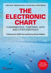 This fourth edition describes the fundamentals for both the principles of ECDIS and for proper use of its potential, functions and limitations. The reader will find fundamentals and the technical and legal background of ECDIS and chart data, general guidance on ECDIS use and good practise, and general guidance on training and certification.