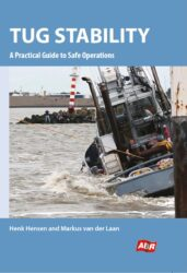 During tug operations, a number of forces and combinations are working on a tug – such as towline, hydrodynamic, steering and propulsion forces – often at or near their maximum with respect to the tug's stability. It is, therefore, not just desirable but necessary for tug masters to have at least a basic idea of the elements of stability. This educational guide to stability, specifically for tugs, aims to provide this important information to tug masters.