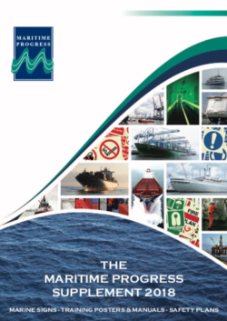 Click to view the 2018 Maritime Progress Supplement